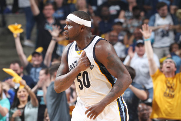 West RD 1: Randolph, Conley Help Grizzlies Bounce Back Vs Spurs In Game 3