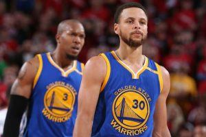 Stephen Curry Is Stephen Curry When Golden State Warriors Need Him Most