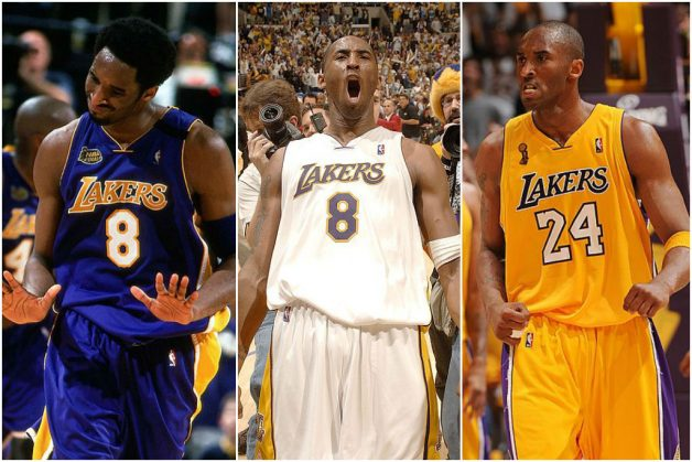 Mamba Madness: Relive Kobe Bryant's Most Iconic Playoff Moments