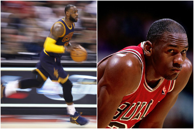 Record Watch: LeBron James Chases Michael Jordan