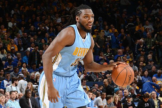 Denver Nuggets' Kenneth Faried To Celebrate NBA Playoffs In India