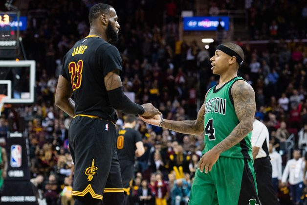 Series Preview: Rested Cleveland Cavaliers Veterans Will Be Too Much For Youthful Boston Celtics