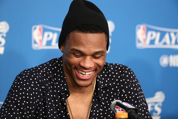 Russell Westbrook Announces Birth Of Son Noah