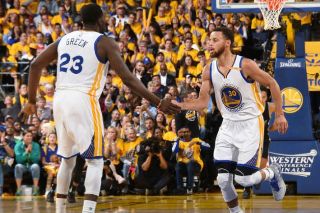 Finals Collapse Keeps Golden State Warriors Focused On Task At Hand