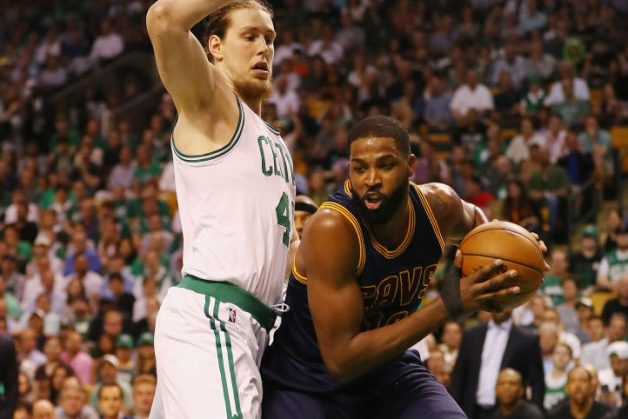 'Thompson's Toughness, His Will. It's Huge': Tyronn Lue On Tristan Thompson's Series-Opening Performance