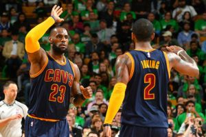LeBron James, Cavaliers Dispatch Celtics To Continue Summer Tradition