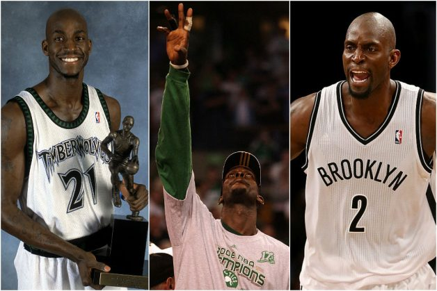 Celebrating Kevin Garnett: The Big Ticket Turns 41