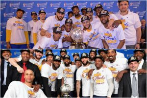 Lords Of The Ring: Golden State Warriors, Cleveland Cavaliers Each Have Players Chasing First Title