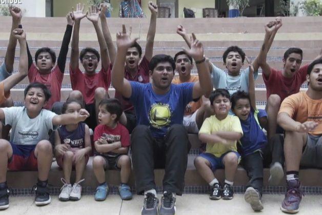 Reliance Foundation Jr. NBA Our Basketball Story: Anand Niketan, Ahmedabad