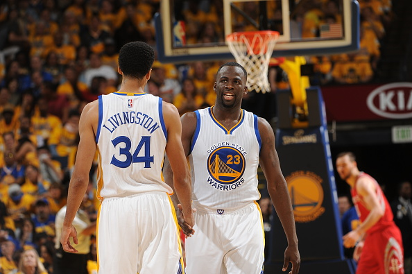 Championship Babies: Warriors' Livingston, Green Will Celebrate Special Father's Day With New Family Members