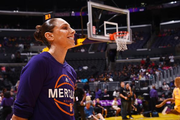 LeBron James, Kobe Bryant Congratulate Diana Taurasi On Becoming WNBA's All-Time Leading Scorer