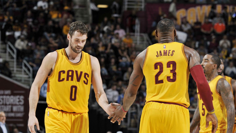 By The Numbers: Breaking Down The Cavaliers' Season
