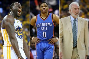 Taking A Closer Look At Each Of The Finalists For 2017 NBA Awards