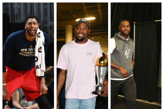 Welcome To The Off-Season Grind Life: NBA Version