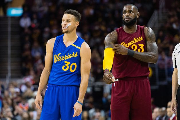 Cleveland Cavaliers, Golden State Warriors Highlight Opening Night Doubleheader On TNT