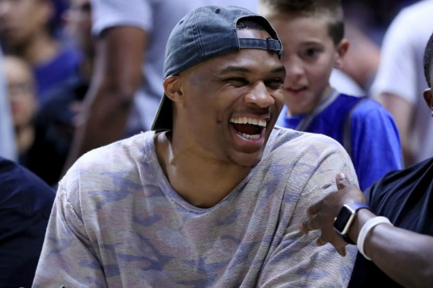 MVP Summer For Russell Westbrook? #WhyNot