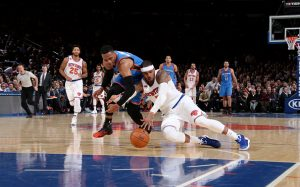 Oklahoma City Goes All In With Carmelo Anthony As New York Knicks Get Fresh Start