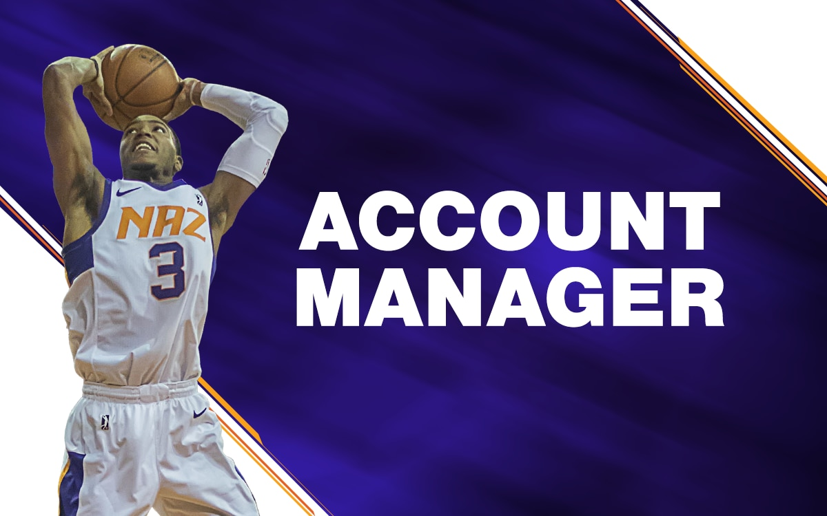 NAZ Suns Account Manager