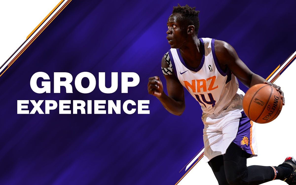 NAZ Suns Group Experience