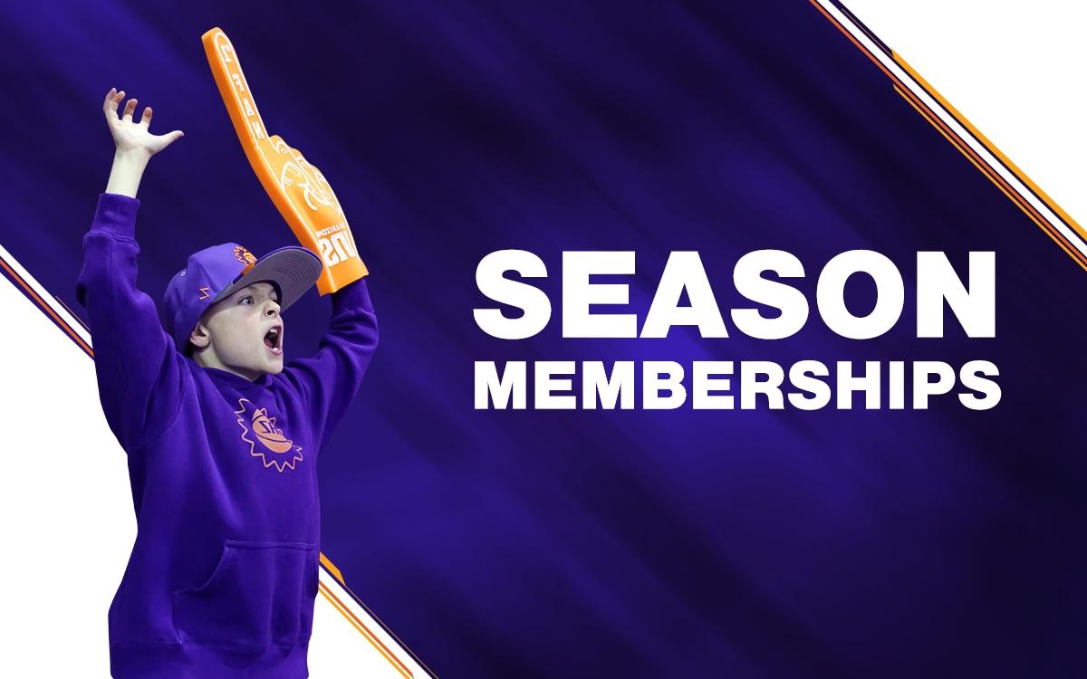 NAZ Suns Season Membership