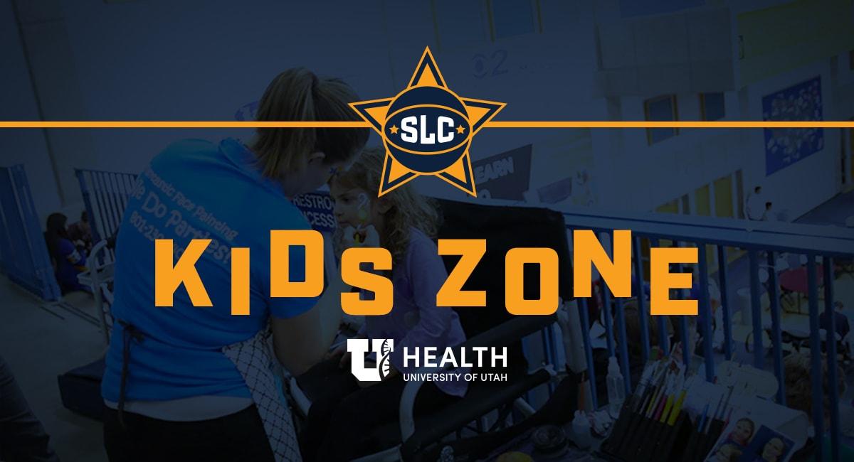 SLC Stars University of Utah Health Kids Zone