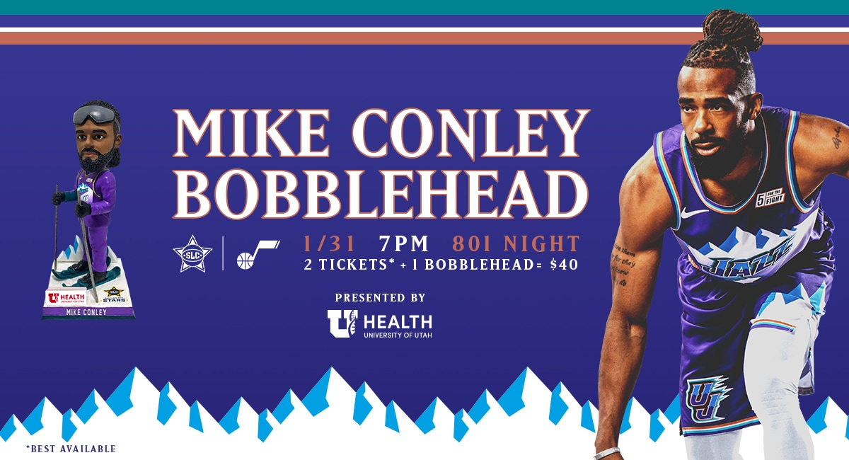 Mike Conley Bobblehead