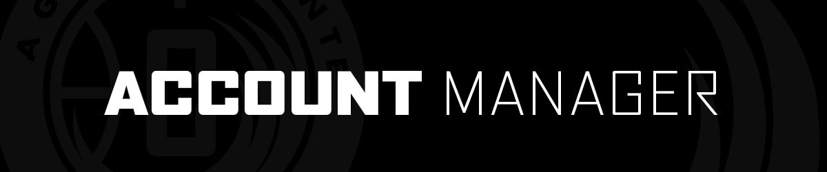 ACCOUNT MANAGER