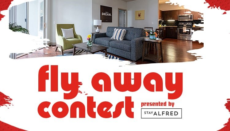 Fly Away Contest