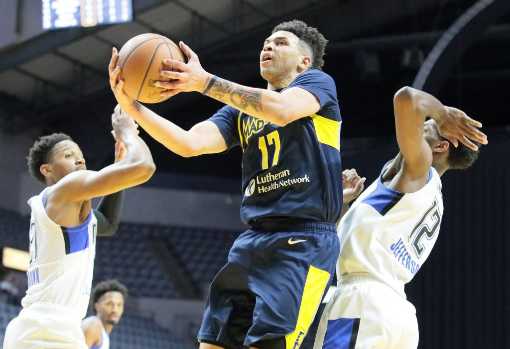 Indiana Pacers sign Stephan Hicks to 10-day contract - Fort Wayne Mad Ants