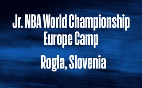 Jr.NBA World Championship Europe Camp