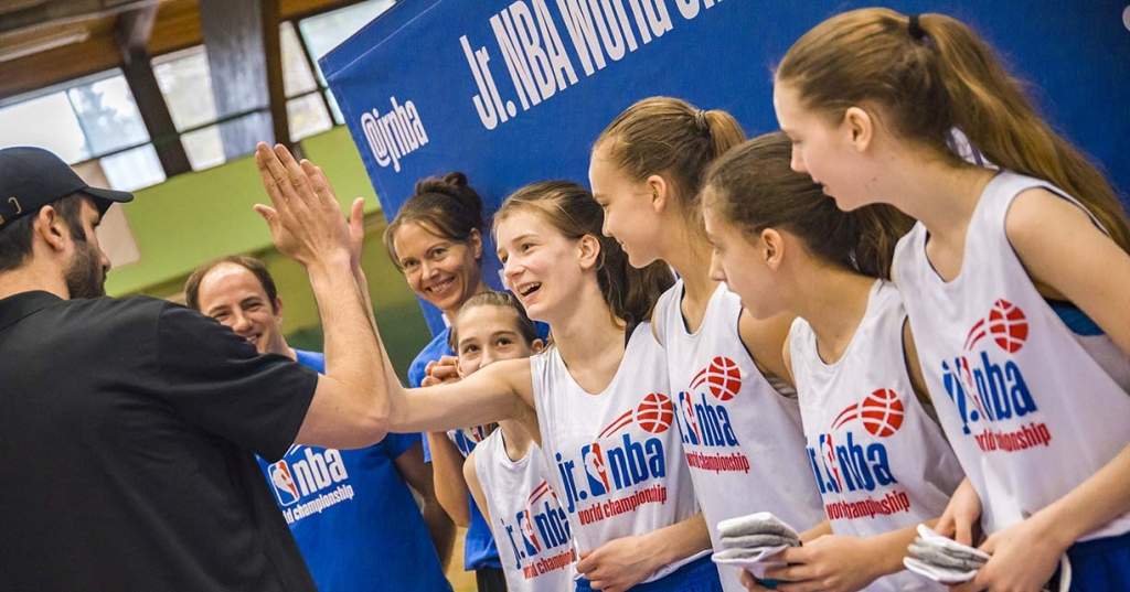 All-Star Teams Selected at the Jr. NBA World Championship Europe Camp
