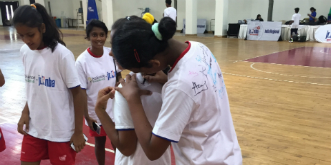 NOIDA, INDIA:  Bangalore (Girls) and Delhi (Boys) won their respective championships, and will advance to the Jr. NBA World Championship this August at the ESPN Wide World of Sports Complex near Orlando, Florida.