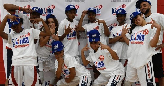 Rosters Set For Inaugural Jr. NBA World Championship