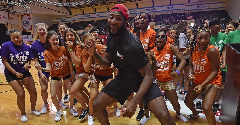 Jr. NBA World Championship Tips Off