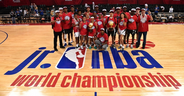 Central Boys and Girls Are World Champions