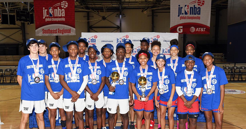 TSF Mack, FBC United Win Southeast Regional Championship