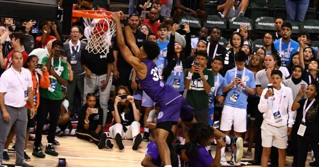 Quinton Webb Caps Incredible Jr. NBA Global Championship Skills Night Presented by Gatorade