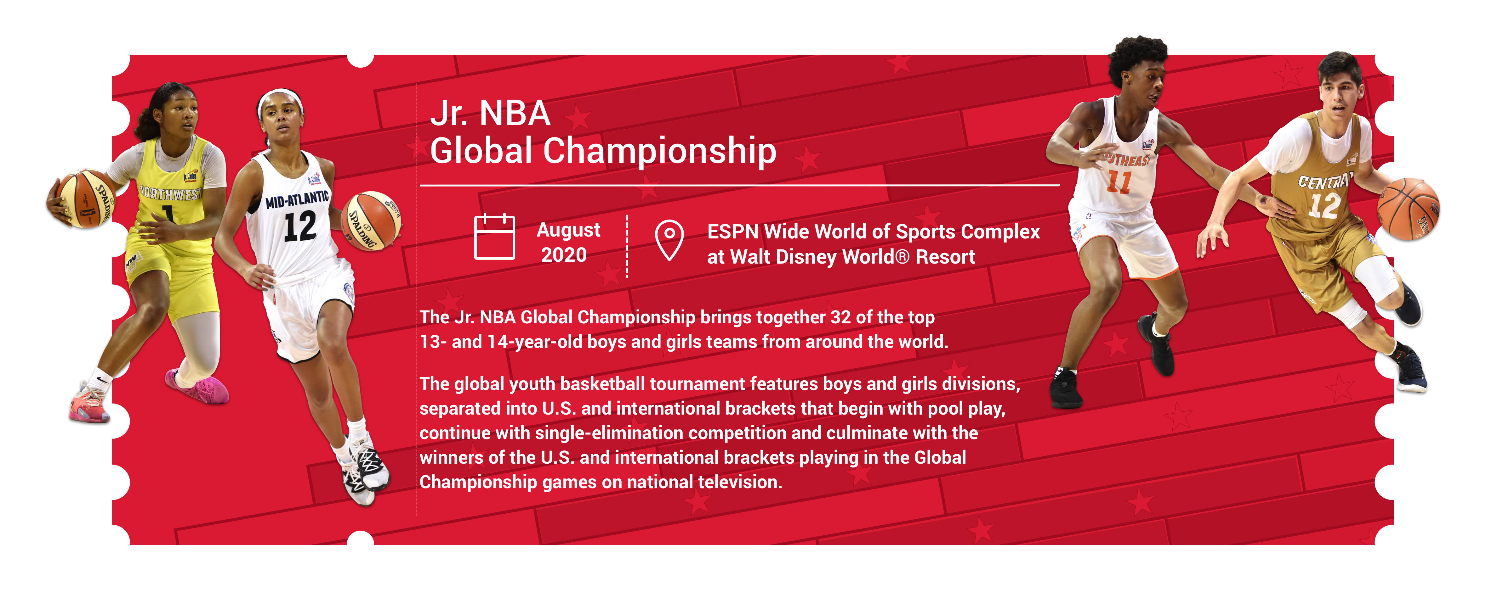 The Jr. NBA Global Championship