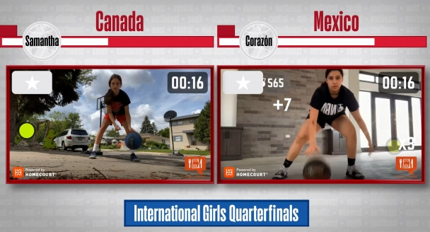 U.S. Central, Mexico Complete Girls Semifinal Bracket