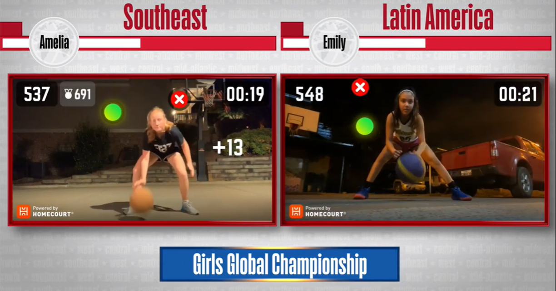Asia Pacific (Boys) & Latin America (Girls) Win 2020 Jr. NBA Global Championship