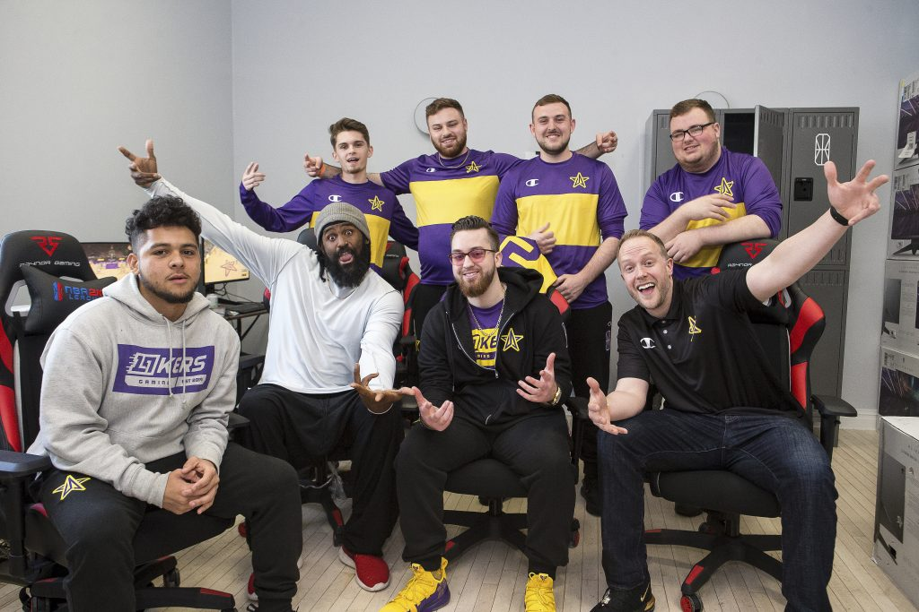 Lakers Gaming, Season 2