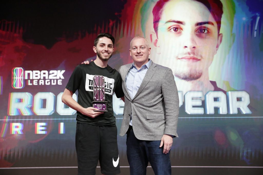 Reizey Rookie of the Year
