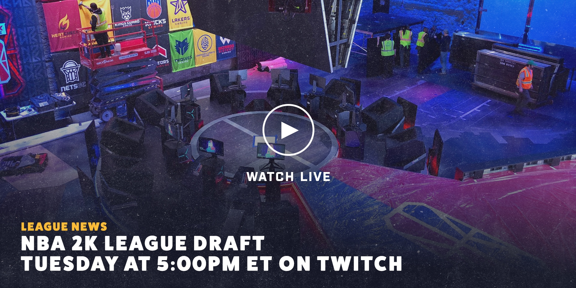 2019 NBA 2K League Draft