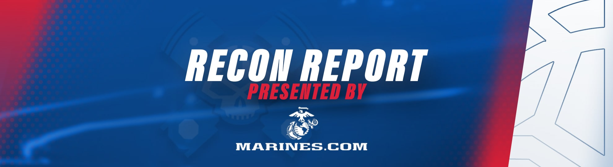 Recon Report presented by Marines.com