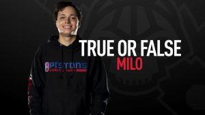 True or False with Milo